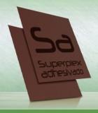 Super plex adhesivado