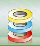 Alzas de Papel - Patch up Tape