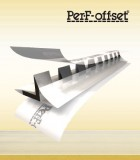 PerF-off-set Normal Microperforado