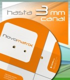 Novomatrix Bobina Canal hasta 3mm